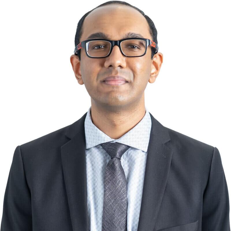 Headshot of Avinaash Laljie