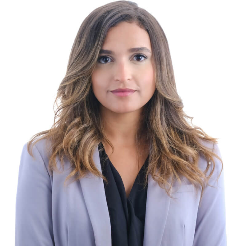 Headshot of Sara Romeih